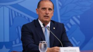Marco Aurélio não homologa acordo de Onyx com PGR