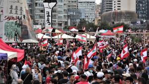 Protestos em Beirute, no Líbano, deixam um policial morto e pelo menos 172 feridos