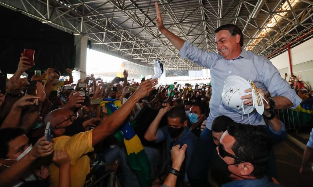"""Deputado comenta recepção calorosa de Bolsonaro no Nordeste: """"O PT acabou"""""""