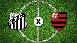 AO VIVO - Santos x Flamengo - 30/08/20 - Campeonato Paulista - Futebol JP