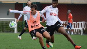 Arboleda cobra vitória na estreia do Brasileirão: 'São Paulo precisa de títulos'