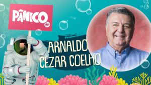 ARNALDO CEZAR COELHO - PÂNICO - AO VIVO - 10/08/20