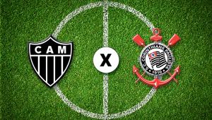 Atlético-MG x Corinthians: assista à transmissão da Jovem Pan ao vivo
