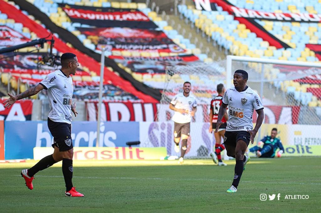 Na estreia de Torrent, Flamengo perde para o Atlético-MG no Maracanã – Jovem Pan