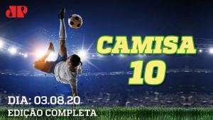 Camisa 10 - 03/08/2020 - Futebol JP