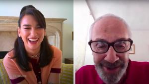 Dua Lipa descobre que idosos não sabem quem ela é; assista ao vídeo