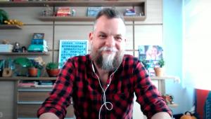 Marcos Piangers: 'O pai é mais forte quando é sensível'