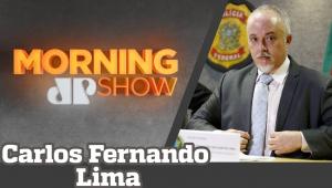 CARLOS FERNANDO DOS SANTOS LIMA - MORNING SHOW - AO VIVO - 04/08/20