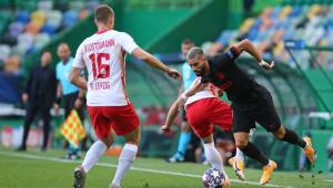 Simeone lamenta queda do Atlético de Madrid na Liga dos Campeões: 'Amargura e tristeza'