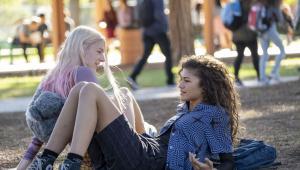 Zendaya anuncia dois episódios especiais de 'Euphoria' na HBO