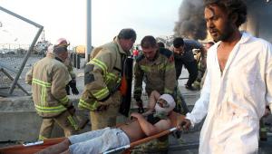 Sobe para 154 número de mortos por explosão em Beirute