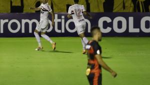 São Paulo bate o Sport fora de casa e alivia pressão sobre Diniz
