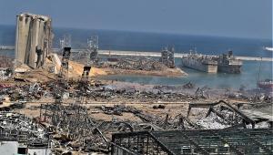 Hezbollah nega conexão com explosão no porto de Beirute