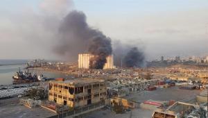 Líbano declara 1 dia de luto após explosão no porto de Beirute