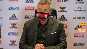 Domènec Torrent vê Flamengo em ritmo lento e pede: 'Eu preciso de tempo'