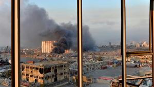 Governo libanês determina prisão domiciliar aos responsáveis pelo porto de Beirute