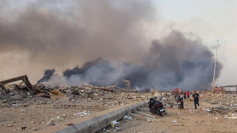 Há indícios de ao menos 10 mortos e dezenas de feridos