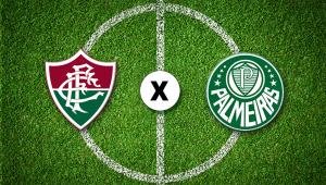 Fluminense x Palmeiras: assista à transmissão da Jovem Pan ao vivo