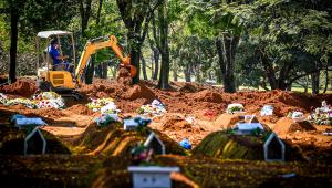 Em cinco meses, pandemia de Covid-19 matou 94,1 mil pessoas no Brasil