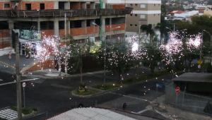 Tempestade de areia atinge interior de São Paulo e assusta moradores