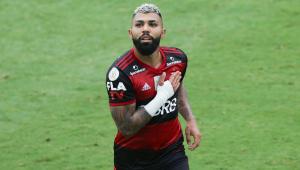 Libertadores: Gabigol tem lesão na coxa e vira dúvida no Flamengo