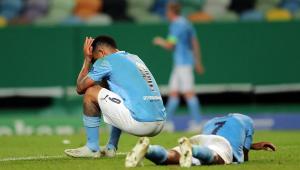 Guardiola confirma desfalques de peso para estreia do City na Liga dos Campeões