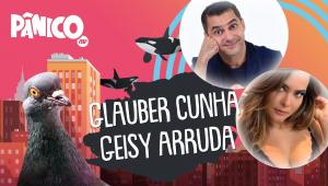 GLAUBER CUNHA E GEISY ARRUDA - PÂNICO - AO VIVO - 07/08/20