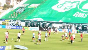 STJD defere pedido do Goiás e adia partida contra o São Paulo