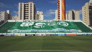 Atletas do Goiás que testaram positivo para Covid-19 pedem 'sensibilidade' do público
