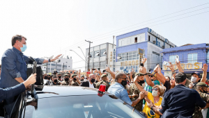 Trindade: Já em campanha, Bolsonaro tem plano traçado para reeleição