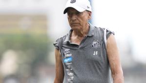 Jesualdo Ferreira não suporta pressão e é demitido do Santos