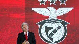 Apresentado, Jorge Jesus explica por que deixou o Flamengo para ganhar menos no Benfica