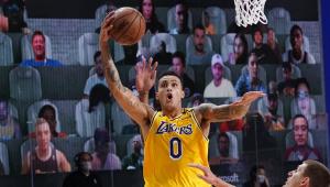 NBA: Lakers batem Nuggets com cesta no fim e encerram sequência de 3 derrotas