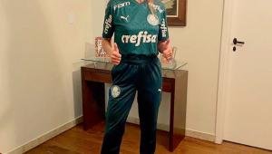 Leila Pereira se empolga com Palmeiras na final: 'Com essa energia, levamos o Paulista'