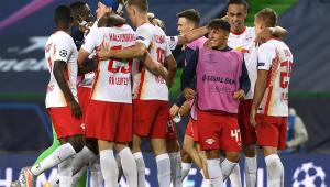 Leipzig elimina Atlético de Madrid e encara PSG na semi da Liga dos Campeões