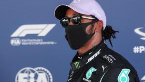 Sobrando, Hamilton crava pole do GP da Espanha pela 5ª vez na carreira