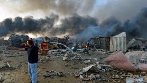 Número de mortes por explosão no Líbano sobe para 113; 4 mil estão feridos