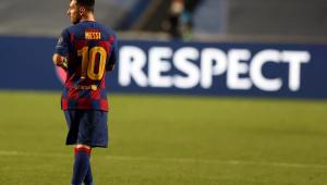 Presidente da La Liga minimiza possível saída de Messi: 'Não é vida ou morte'