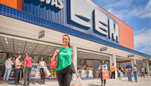 Lojas Cem mantém investimento durante a pandemia