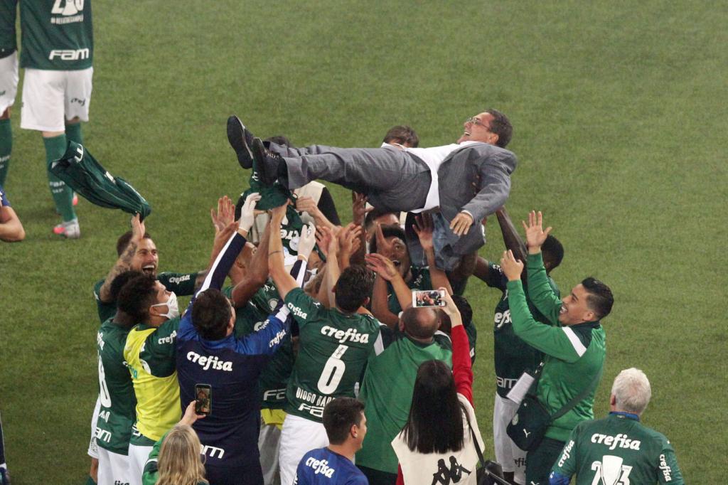 Vanderlei Luxemburgo se torna o técnico com mais títulos do Paulistão – Jovem Pan