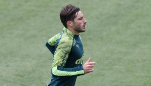 Matías Viña foi negociado pelo Palmeiras com a Roma