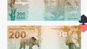 Após anúncio do Banco Central, nota 'criativa' de R$ 200 começa a circular no RJ