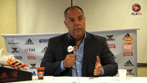 Braz classifica manutenção de Ceni como 'acerto' e fala de ligação entre Flamengo e Jorge Jesus
