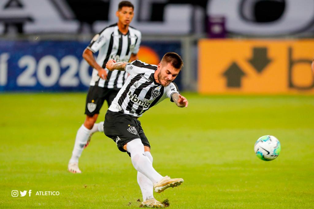 Letal, Atlético-MG vira em 15 minutos e bate Corinthians por 3 a 2 em BH – Jovem Pan
