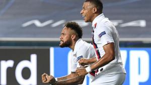 'Chegaremos à final', diz Neymar após grande virada do PSG sobre o Atalanta