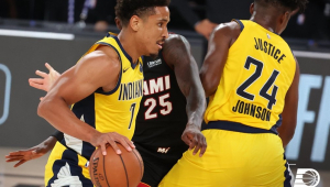 NBA: Indiana Pacers bate Miami Heat em prévia do confronto nos playoffs