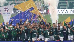Palmeiras receberá 'bolada' da Crefisa como prêmio por título do Paulista