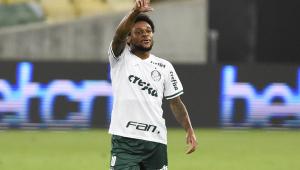 Palmeiras informa lesão e Luiz Adriano vira baixa na Libertadores