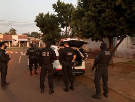 PF deflagra ação contra o PCC; Justiça bloqueia até R$ 252 milhões