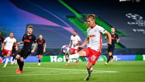 Técnico enaltece atuação do Leipzig: 'Merecemos ganhar, fomos superiores'